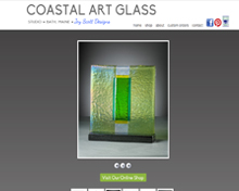Coastal Art Glass